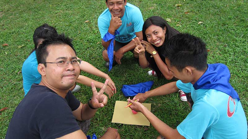 Trainer Outbound NLP